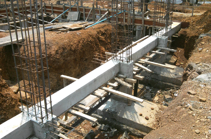 Types of Foundations in Building Construction - Understand Building