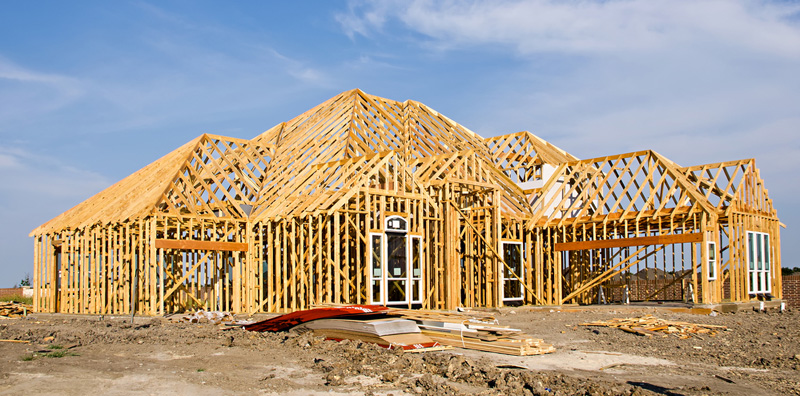 Timber Frame Construction Wood Frame Construction
