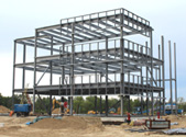steel frame structures