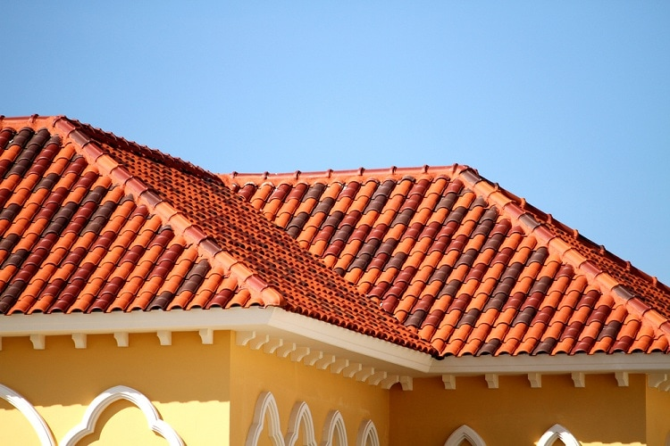 Traditional Clay Tile Roof